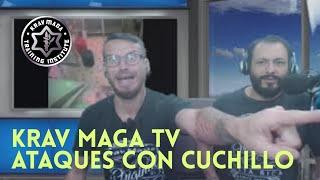 Krav Maga TV - Ataques con Armas Punzocortantes
