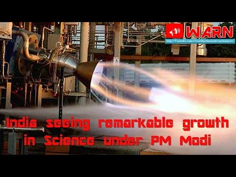 India seeing remarkable growth in Science under PM Modi