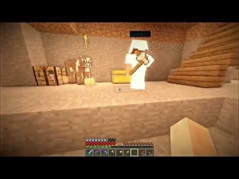 Смотреть прохождение игры Minecraft Big Trees Adventure. Серия 12 - Большая удача.