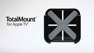 TotalMount Pro Mounting System for Apple TV