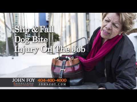 Slip and Fall Lawyers in Atlanta, GA | John Foy & Associates