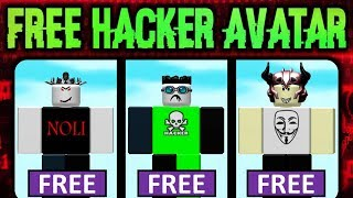 WOW! How To Look Like A HACKER! On ROBLOX For FREE!!