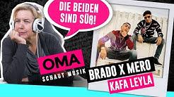 Oma schaut Musik - Brado, Mero (Kafa Leyla)