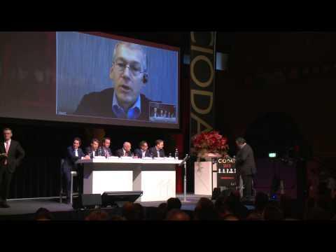 Paneldiscussion CIO's and their CEO's at CIO Day 2013