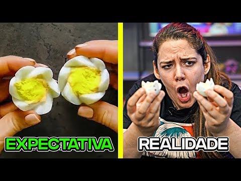 TESTANDO LIFEHACKS INCRÍVEIS DA INTERNET!
