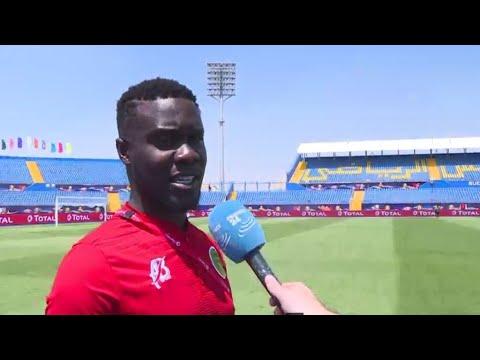 كأس الأمم الأفريقية 2019: منتخب -المرابطون- يخوض أول مباراة في تاريخه بالمنافسة القارية  - 17:54-2019 / 6 / 24