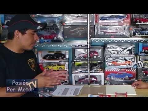 Tu Colección / Construyendo un Diorama Ferrari en 1/64 por Juan Medina