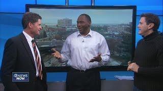 KOA radio host Justin Adams analyzes the Broncos-Chargers game