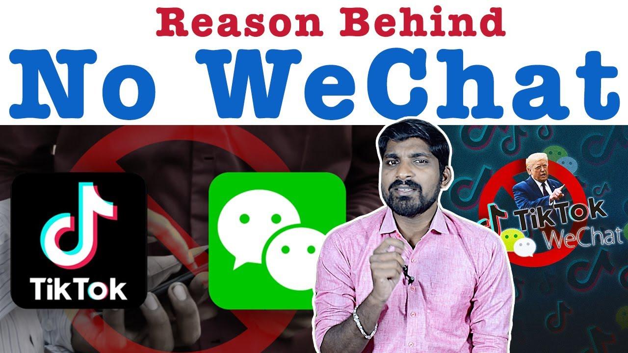 Wakeup India | சிக்கலில் டெக்னோலஜி யுத்தம் | USA WeChat Ban Politics | Tamil Pokkisham | Vicky | TP