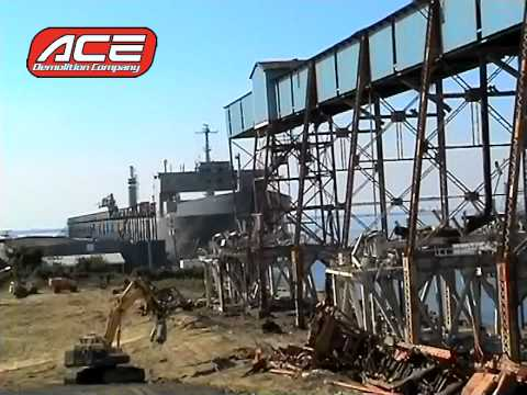 Ace Demolition Company Compilation