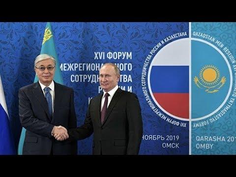 Приезд Путина в Омск. Омский форум 2019. Как же у меня бомбит!