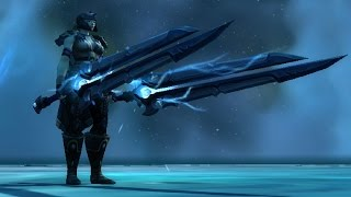 How to get THUNDERFURY Hidden Outlaw Artifact Skin - Emanation of the Winds