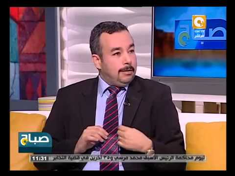 Mr. Alaa Khalifa, the International Travel Expert on his recent TV interview about Tourism promotion