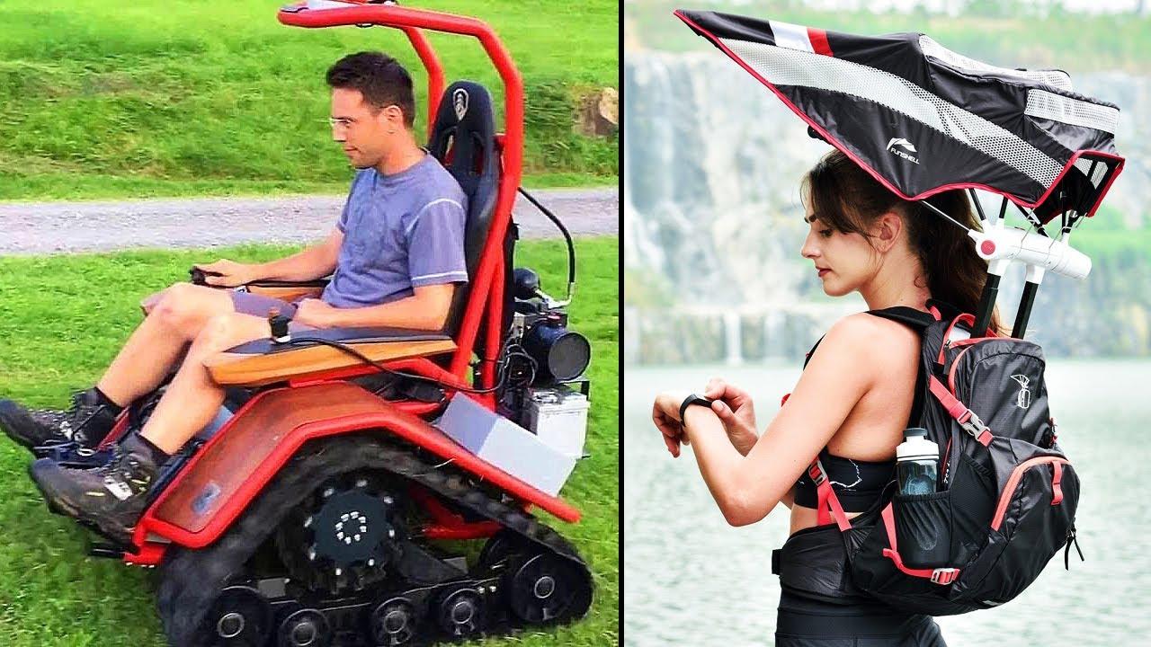 ये है दुनिया के 06 सबसे अजीबो गरीब अविष्कार | Amazing Futuristic Gadgets that will Change you Life