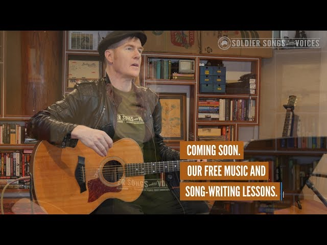 Preview: Our free song-writing and music lessons