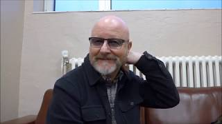 """WISHBONE ASH - Interview with Andy Powell about """"Coat Of Arms"""" (2020)"""