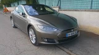 ma vie en Tesla : panne et extension de garantie, prêt d'une p90dl ludicrus par Éléctron libre