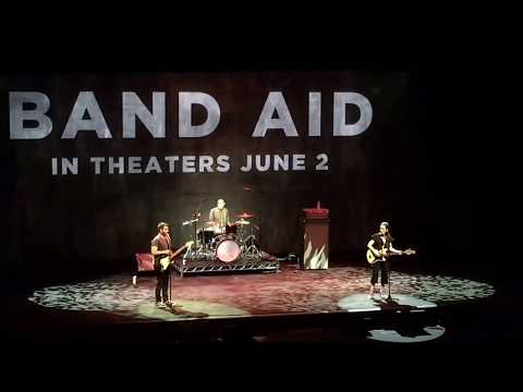 Band Aid - Ace Hotel after film live performance!