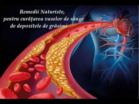remedii naturale pentru curatarea vaselor de sange
