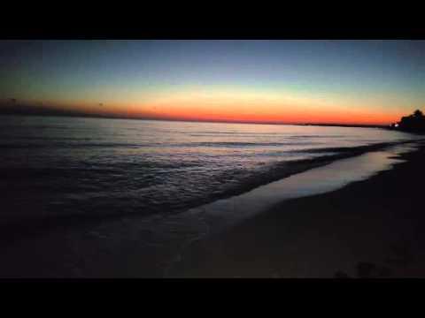 Early Morning Beach Sounds Cayo Coco Cuba Jan 2016