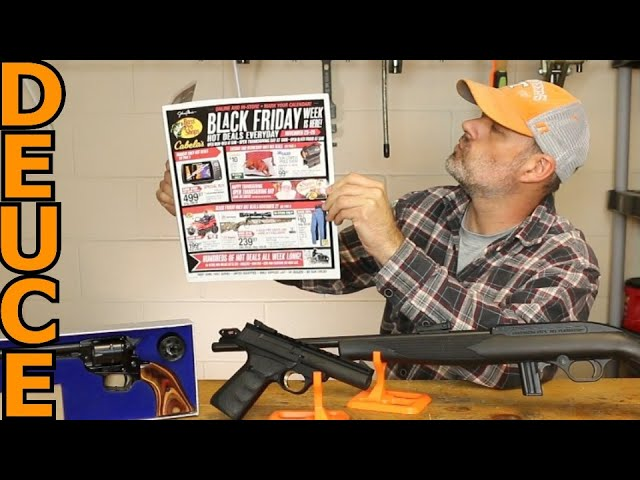Black Friday Firearms Special 2020 by Deuce