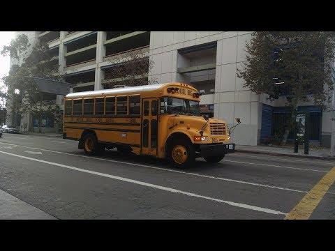 Los Angeles Unified School District 2001 International 3800 35' #3989u