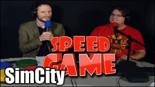 Speed Game - SimCity - Objectif : 600.000 habitants !