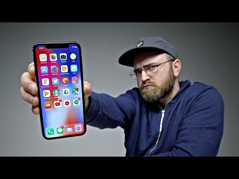 DON'T Buy The iPhone X