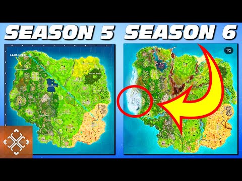 10 Fortnite Season 6 Updates That WILL CHANGE THE GAME