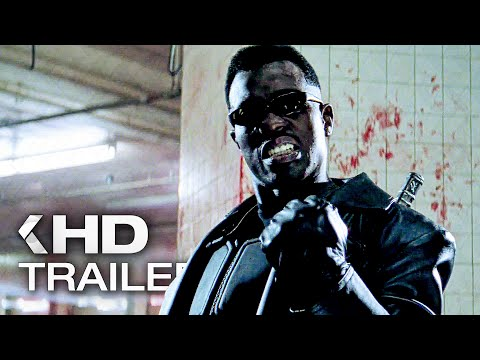 BLADE 4K Release Trailer (2020)
