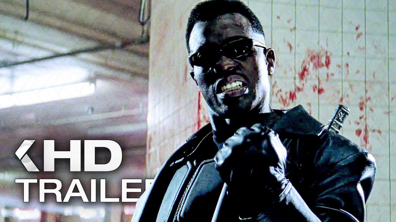 Download BLADE 4K Release Trailer (2020)