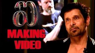 I Movie Making Video | Vikram | Shankar - Gulte.com