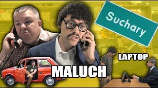 Maluch, Suchary i laptop - CYBER INFO #79