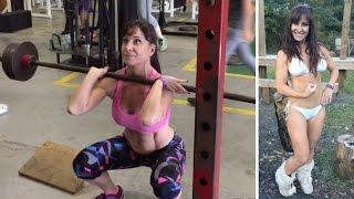 50 Year Old Fitness Fanatic Farm Girl Jen