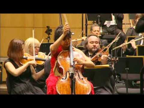 NINO ROTA SILVIA CHIESA, CELLO CONCERTO n. 2 Second mvt.