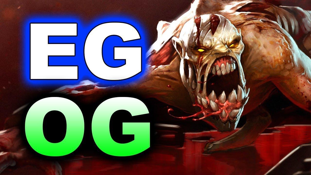 Dota 2: EG vs OG (GALAXY BATTLES 2) Maçı Videosu