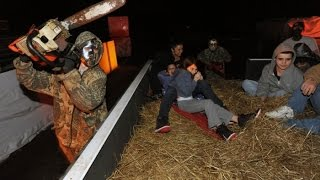 Haunted Hayride!
