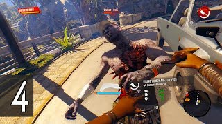 DEAD ISLAND DEFINITIVE EDITION - Walkthrough Part 4 Gameplay [1080p HD 60FPS PC] No Commentary