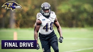 There's a lot of attention on the Ravens' offense, but it will be i...
