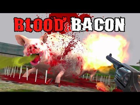 TERROR & DIVERSIÓN - Blood & Bacon | iTownGamePlay
