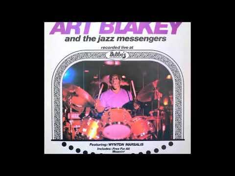 Wynton Marsalis & Art Blakey's Jazz Messangers Live At Bubba's CD1 (Full Album)
