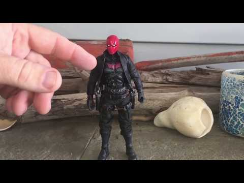 Making a 1:12 scale DC Red Hood Action Figure