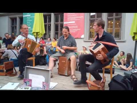DiaTon Trio At Rudolstadt Festival/  Yrsno (Mats Eden)