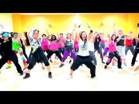 "Tara Romano Dance Fitness - ""Turn Me On"" by Kevin Lyttle"