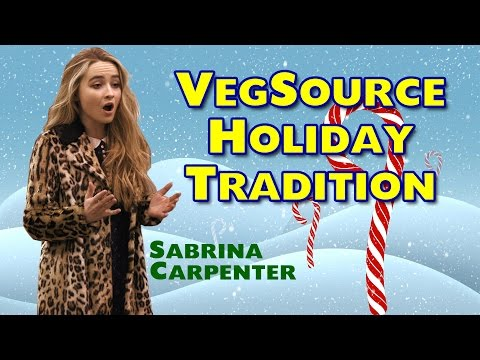 VegSource Family Tradition - Holiday Musical
