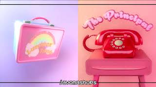 Lunchbox Friends x The Principal - Melanie Martinez (Snippet Mashup)