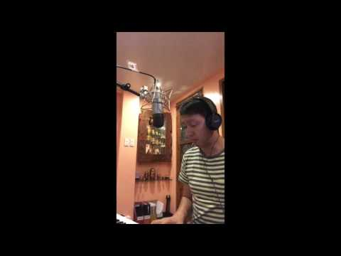 Two Words (cover) by Khevin Almario