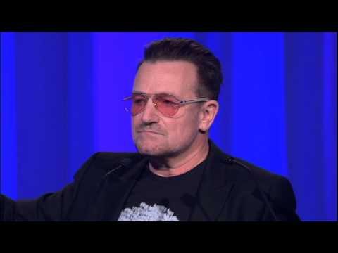 Bono speech at the EPP Congress, Dublin