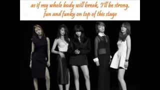 4Minute - Domino (+english lyrics)