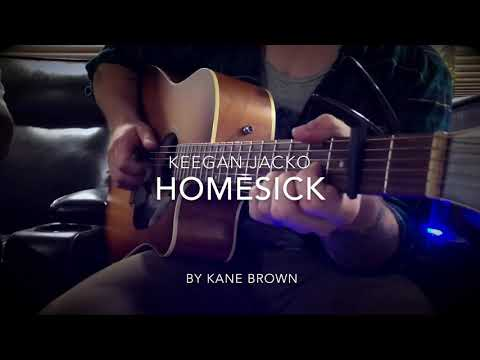 "Keegan Jacko - ""Homesick"" (Kane Brown Cover)"